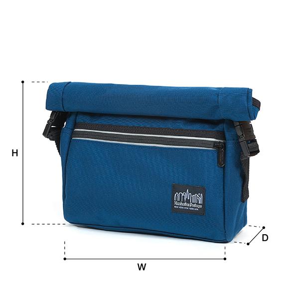 size chart Pursuit Handlebar Bag