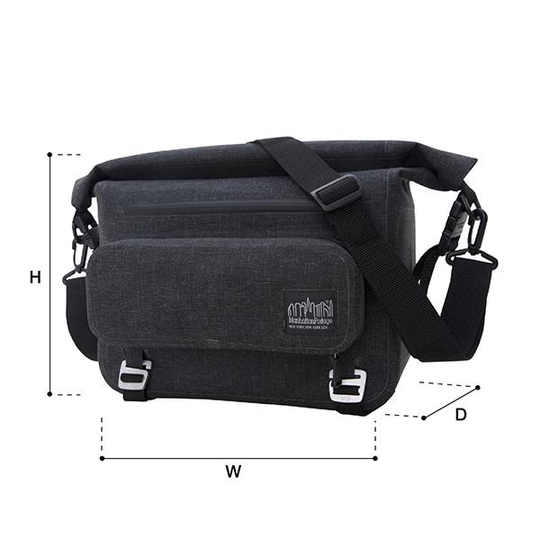 size chart Harbor Trunk Bag