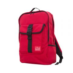 Manhattan Portage Stuyvesant Backpack - Red/Black