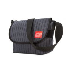 Manhattan Portage Herringbone Messenger Bag Jr. (SM) - Grey