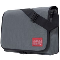 Manhattan Portage Deluxe Computer Bag - Grey
