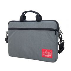 Manhattan Portage Convertible Laptop Bag (13 in.) - Grey