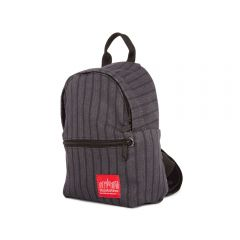 Manhattan Portage Herringbone Randall's Island Backpack - Grey