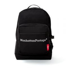 Manhattan Portage Graduate Backpack - Black