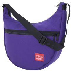 Manhattan Portage Nolita Shoulder Bag - Purple