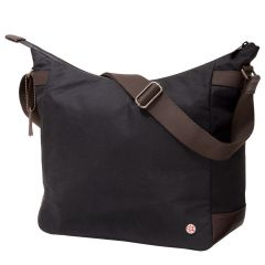 Riverside Waxed Shoulder Bag