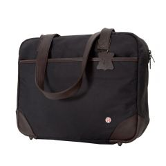 Hudson Waxed Shoulder Bag