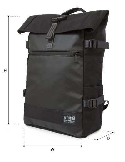 size chart Prospect Backpack Ver.2