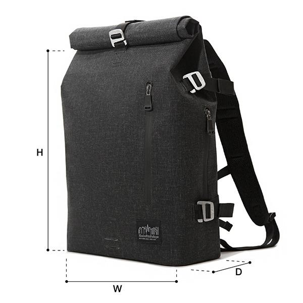 size chart Harbor Backpack (MD)