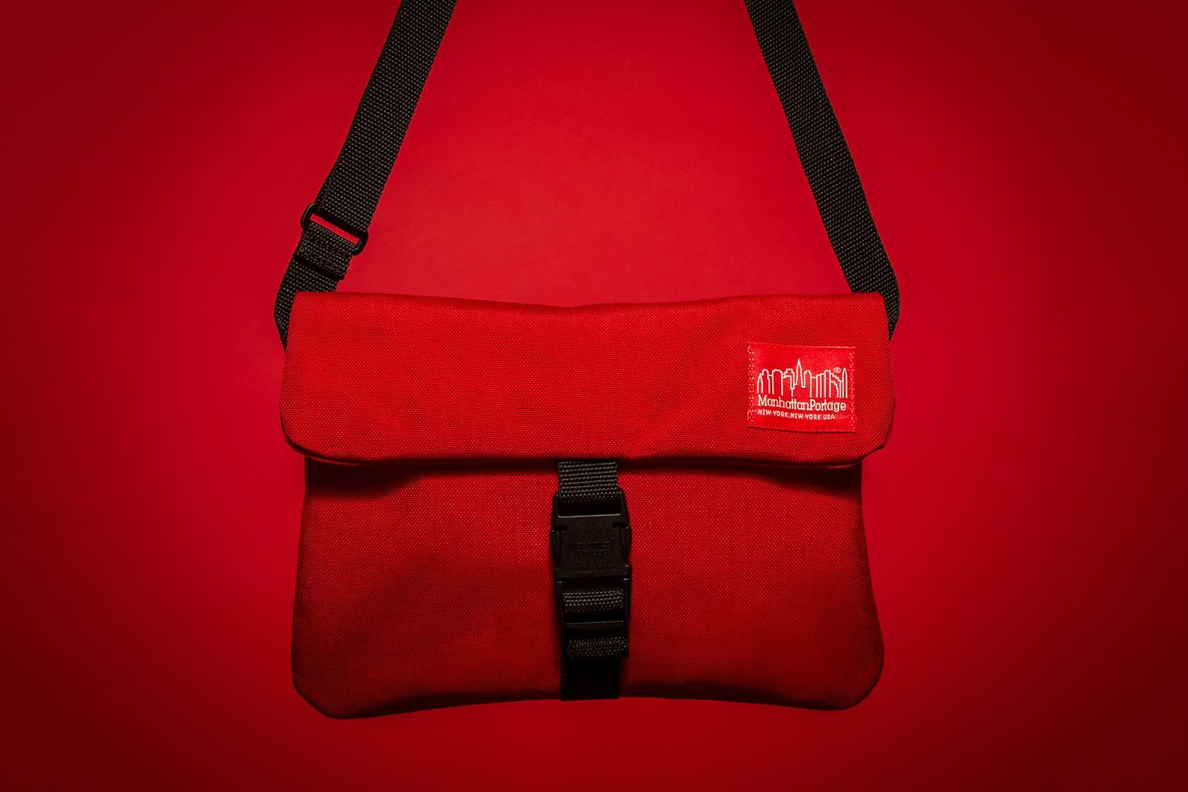 Manhattan Portage Red Label